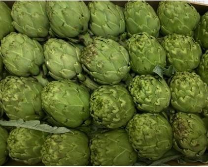 Alcachofas.Ricas en vitaminas