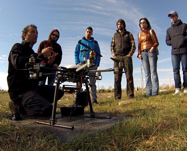 Levantamientos Topográficos.Tecnología con drones.