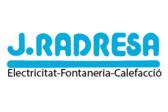 J Radresa   Electricitat, Fontaneria. Calefacció