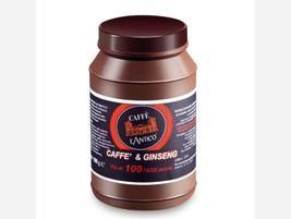 Café soluble con ginseng