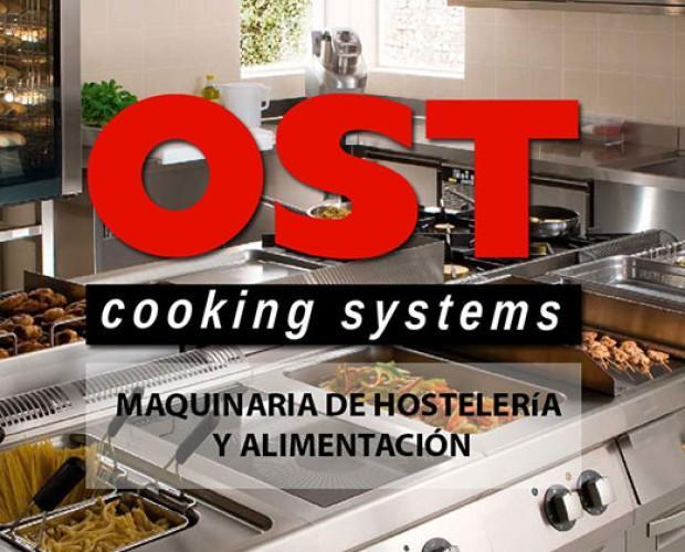 Maquinaria para hostelería. Venta y montaje integral de cocinas