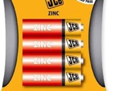 Baterías Zinc. Baterías de zinc