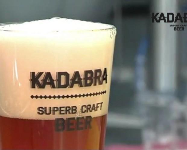 Kadabra Beer. Delicioso sabor