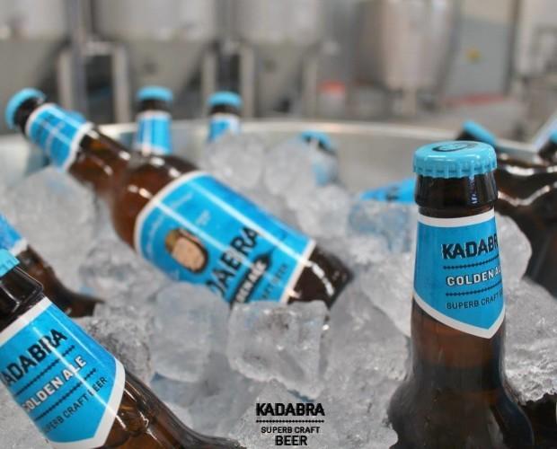 Cerveza refrescante. Para disfrutarla bien fría
