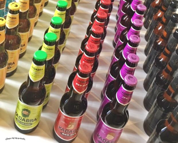 Diversos sabores. Cervezas premiadas