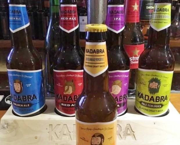 Cervezas premiadas. Calidad indiscutible