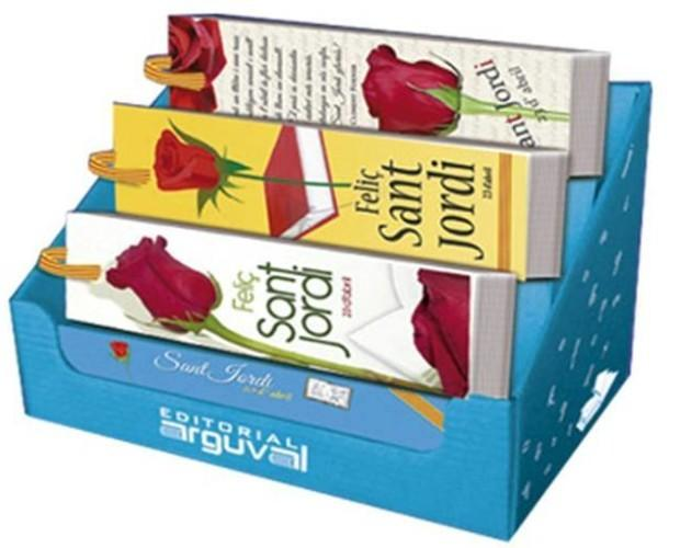 Expositor de libros. Ideal para libros y papelerías