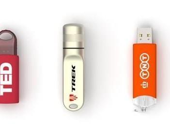 USB personalizadas. Diseñamos y fabricamos a medida tu logotipo