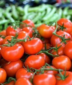 Tomates. Tomates frescos