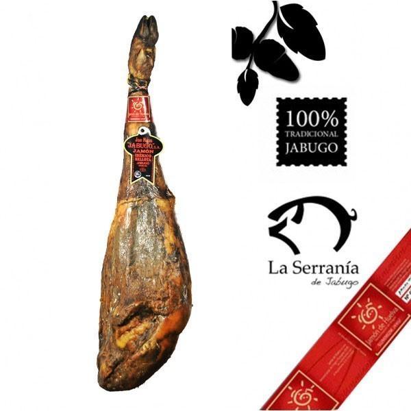 Paleta Ibérica.Elaborado artesanalmente en Jabugo
