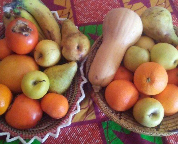 Nuestra fruta. Fresco y natural