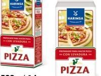 Harina para pizza con levadura