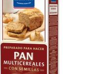 Harina para pan multicereales