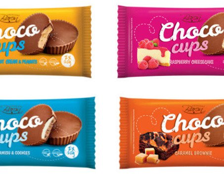 choco cups. Chocolates