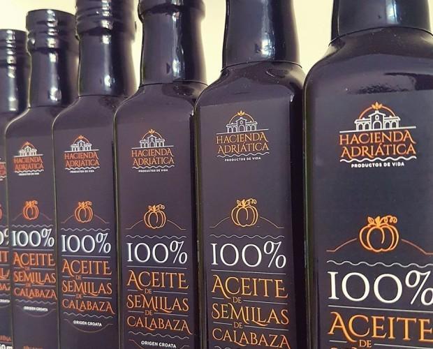 Aceites. Aceite de semillas de calabaza 250ml