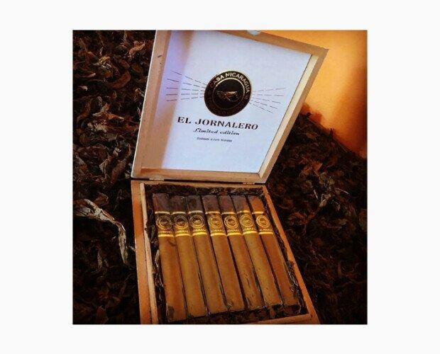 Tabaco Casa Nicaragua. El mejor producto de este país centroamericano