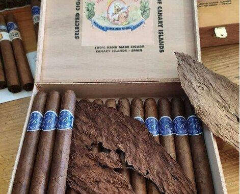 Puros Richard Artesanos. Tabaco selecto de las Islas Canarias