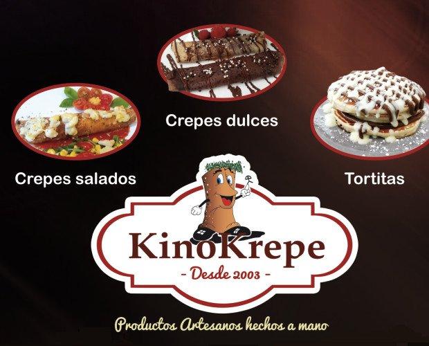 Hoja vendedora 2019. ·Crepe Salados 150gr/unid ·Crepe Dulces 110gr/unid ·Tortitas 9cm