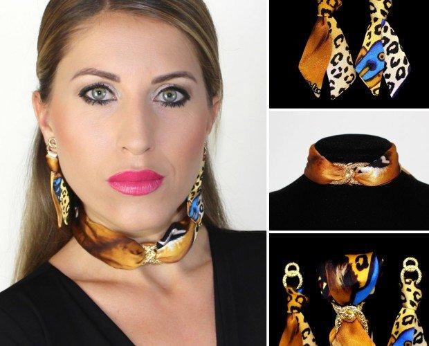 Accesorios de moda. Exclusiva colección de accesorios y vestidos con diseños único hechos a mano en España.