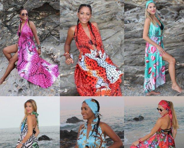 Vestidos únicos. Descubre la nueva colección de vestidos y complementos exclusivos hechos a mano en España.  www.helenbellart.es