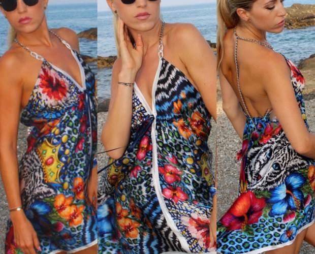 Vestidos. Hermoso vestido hecho a mano en España