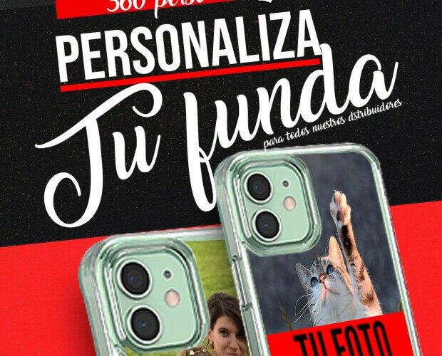 Funda móvil. Personaliza las fundas para el móvil con tus fotos favoritas