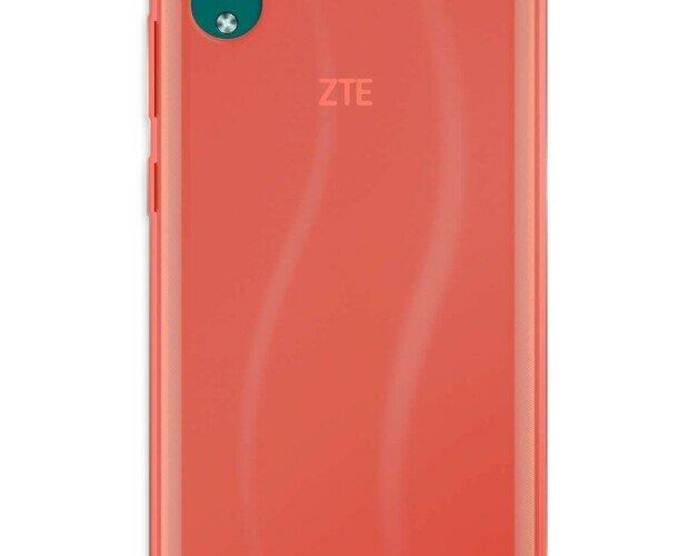 Funda Silicona Rojo. Protege tuZte A5 (2020) con los mejores accesorios para tu dispositivo.