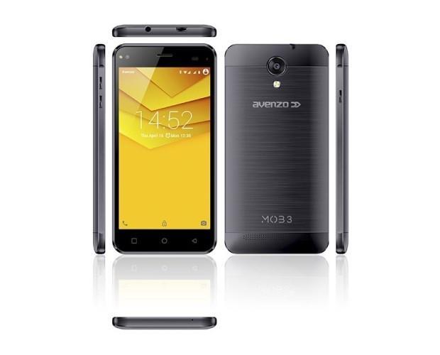Martphone Avenzo MOB 3. Permite navegar, chatear, jugar y escuchar tu música