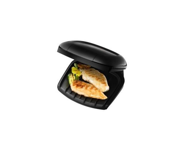 Grill eléctrico. Cocina arriba y abajo al mismo tiempo para que la cocción sea rápida, uniforme y completa