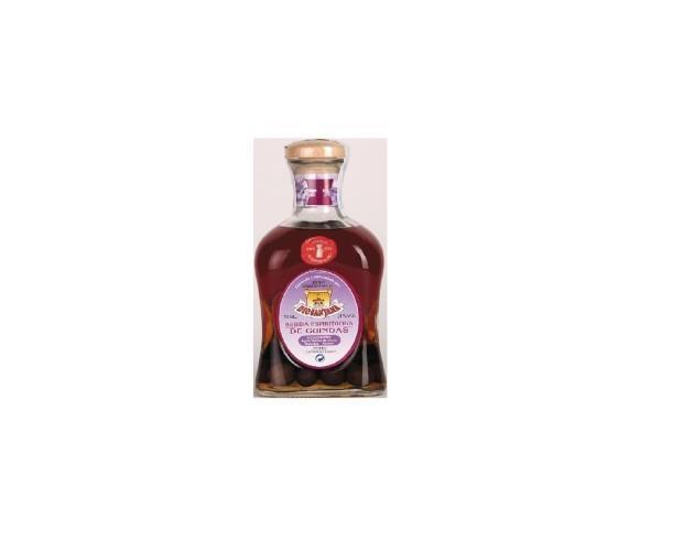 Licores de Frutas.Ingredientes: Aguardiente de Orujo