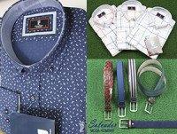Camisas y Cinturones