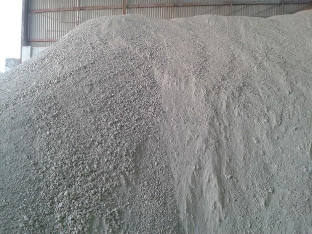Minerales No Metálicos.La arcilla silical inerte para la formulación de productos fitosanitarios, granulados, como carga para abonos, espolvoreos, azufres, cobre,