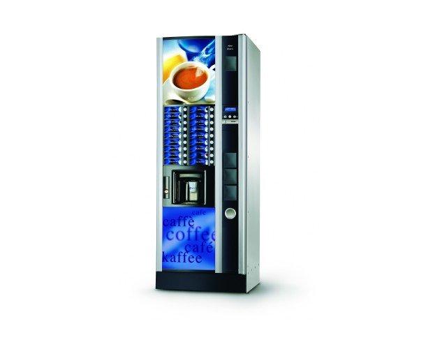 Vending Opera. Es un concentrado de tecnología que engloba las mejores prestaciones