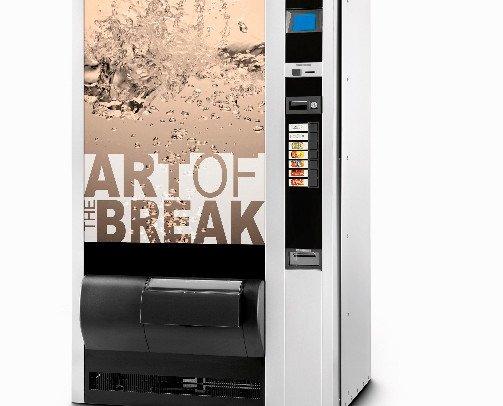 Vending Diesis 700. La solución más innovadora que puede encontrarse en la actualidad para bebidas frías