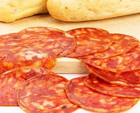 Chorizo Curado.Variedad y calidad