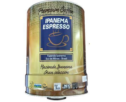 Ipanema Espresso. Café en grano de gran selección