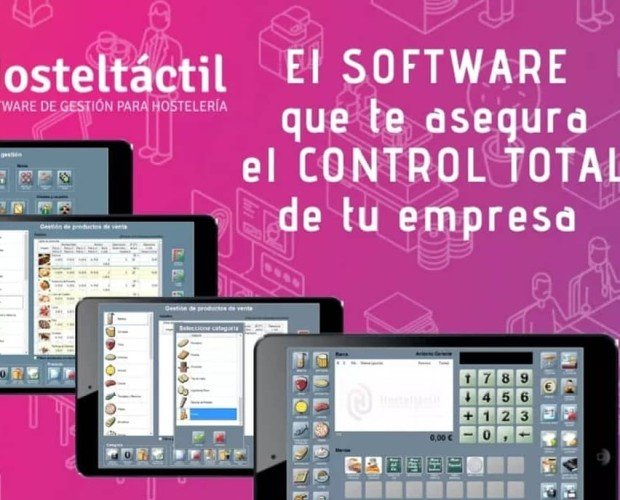 Software. Hosteltactil software Gestión de TPV de efipos