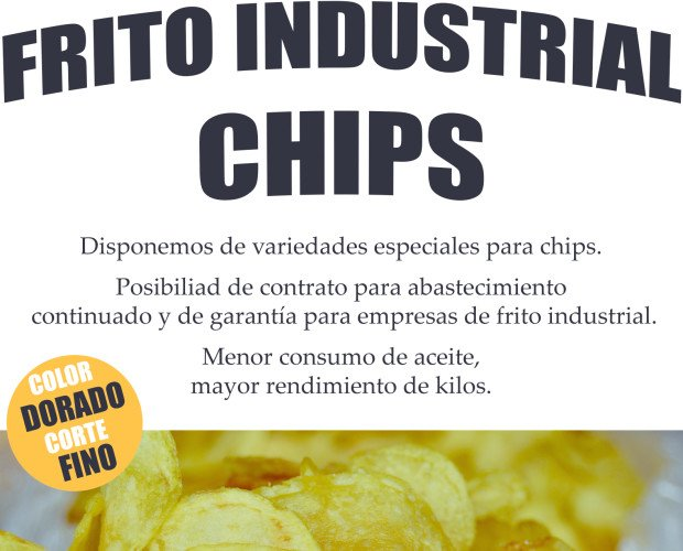 Promo Frito Industria. Promo Industria
