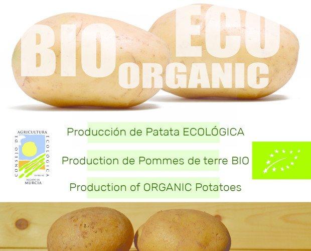 Verduras Ecológicas. Patatas Ecológicas. Promo patata ecológica