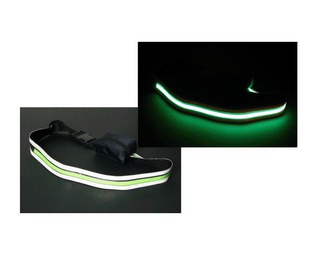 Prendas Fotoluminiscente. Incorporamos acabados reflectantes