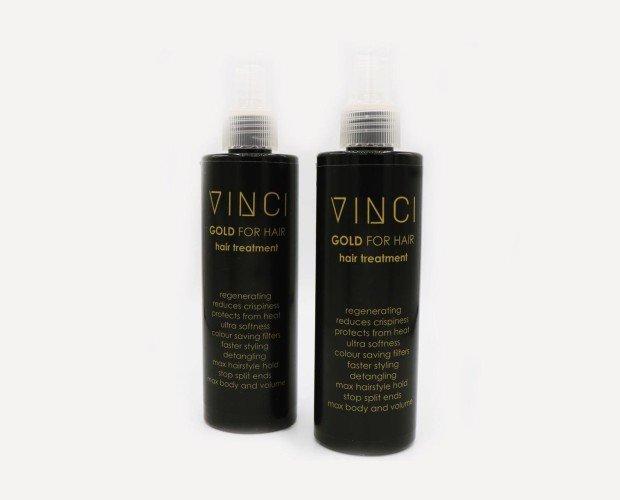 Tratamiento Capilar. Las vitaminas y aceite de argán garantizan una profunda reestructuración del cabello