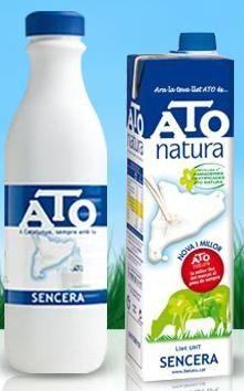 Leche. Elaboradas con leches provenientes de granjas catalanas