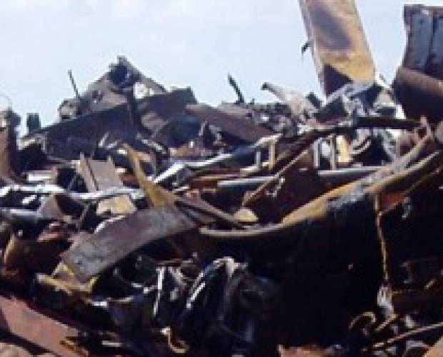 residuos de metal. Somos gestores de residuos metálicos