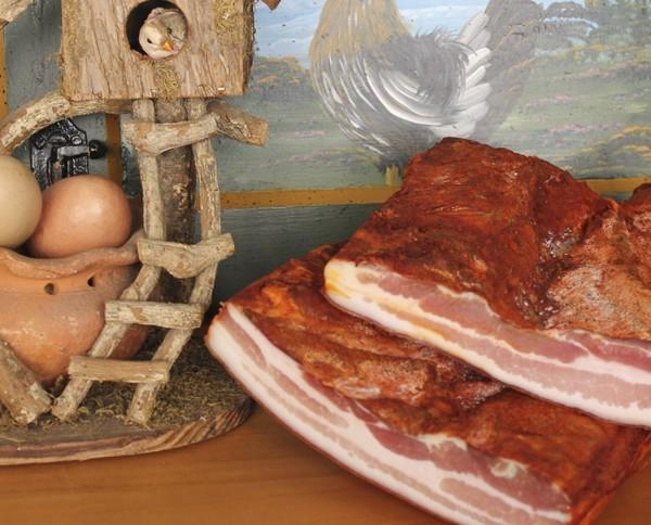 Bacon Ahumado.Calidad Garantizada