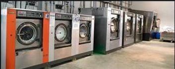 Equipos de Lavandería Industrial.Instalación y asesoramiento