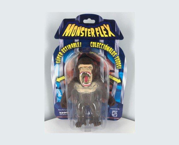 Monsterflex Serie I. Son monstruos super elásticos