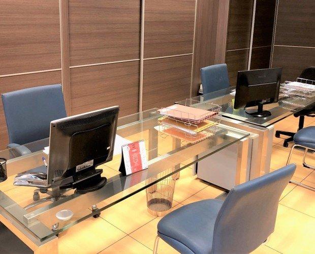 Oficina Dortomedical. oficinas