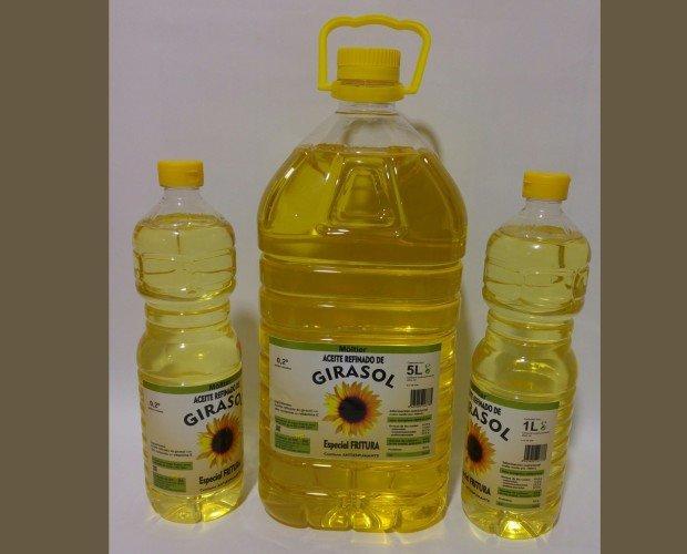 Aceite de Girasol.Precios competitivos