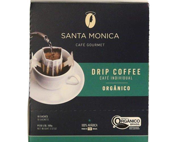 Monodosis Drip Coffee Orgânico. Destacan sus sabores a caramelo
