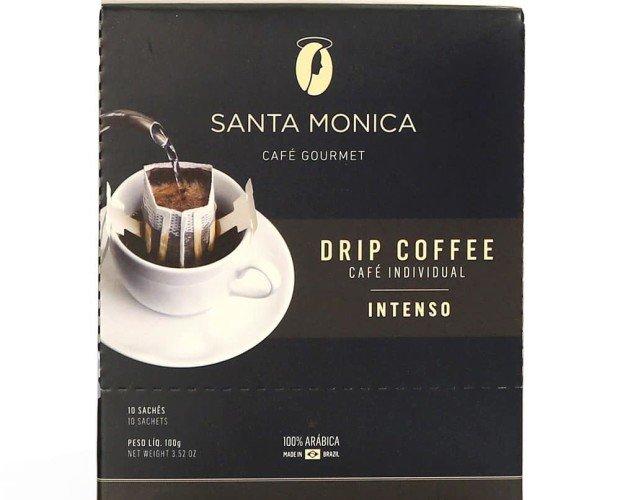 Monodosis  Drip Coffee Intenso. Tostada acentuada